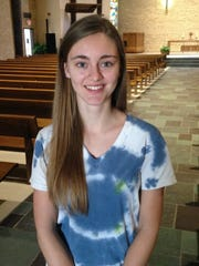 """""""All of my family lives in the Des Moines area, so if I wanted to get married and settle down, I would definitely consider moving back to Des Moines to be close to my parents,"""" Simpson College senior Emma Jones, of Ankeny, said."""