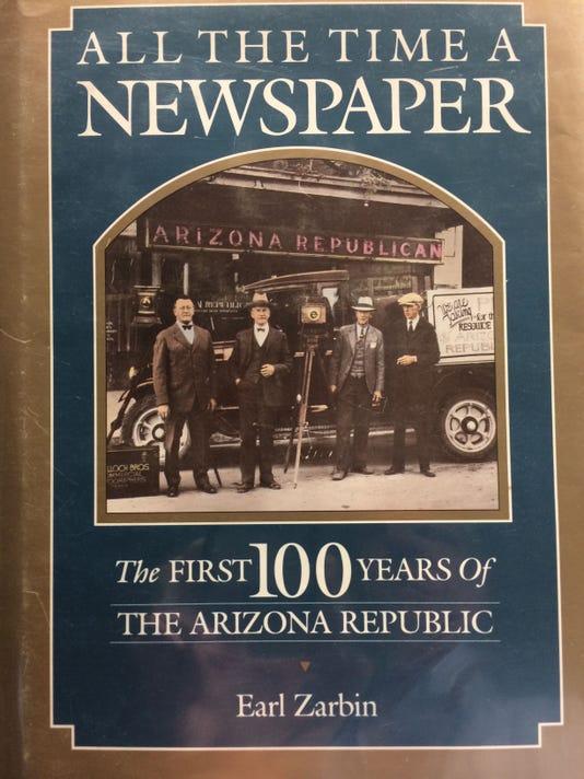 The Arizona Republic Through Time