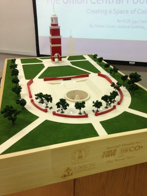 3D model created at theCO.