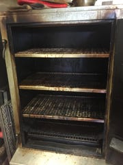 A new indoor smoker used at Smoke-In D's BBQ in Sauk