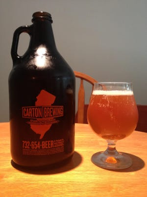 Jersey Shore-based Carton Brewing will be among the brewers tapped at the Somerville Craft Beer Festival on June 21.