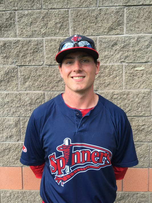 Lowell Spinners Alex McKeon
