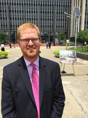 "Adam Thies, director of the Department of Metropolitan Development, announced the grant Thursday, June 25, 2015. ""This allows us to go forward with an exciting, dynamic urban public space,"" he said."