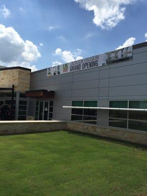 U.S. Foods' new distribution center in Flowood.