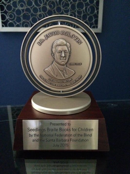 Bolotin Award