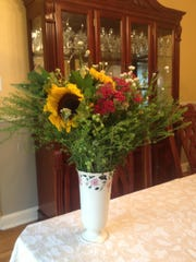 """""""Farm to table"""" works for flowers, as well as produce."""