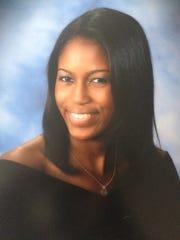 JAMCCAR scholarship winner Tiffani Young.