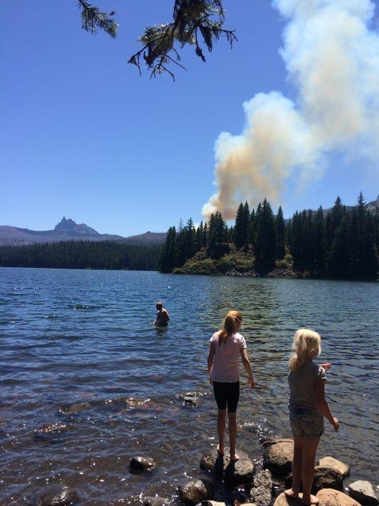 SAL Marion Fire
