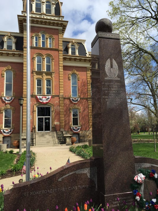 COshocton County Chourthouse 2