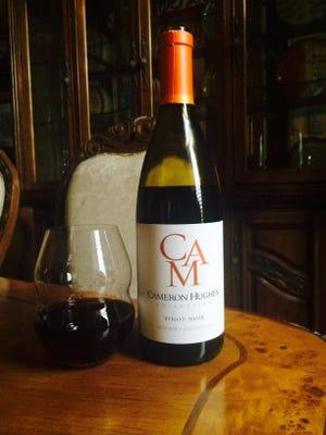 2013 Cameron Hughes Monterey Pinot Noir.