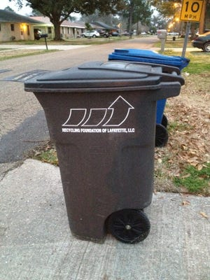 Changes may be coming to curbside recycling in Lafayette.