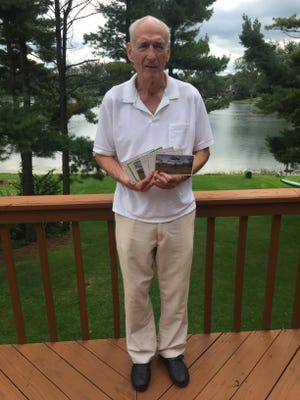 Brighton native Glenn Ikens has hit six hole-in-one shots in the last five years, the most recent coming on July 6 at Rush Lake Hills Golf Club in Pinckney.