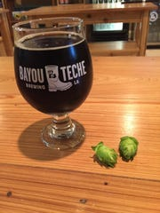 No one waits for beer in the Bayou Teche Brewing taproom.