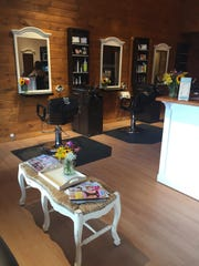 The new Simply Chic Salon in Spencerport.
