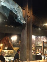 The Ground Zero cross was a gathering spot for Christians to pray during the recovery effort after 9/11.