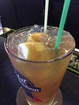 The Middy's Long Island Iced Tea.