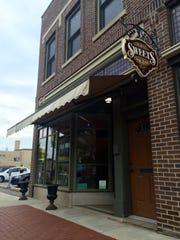 Sweets on 3rd is located at 615 Third St., Wausau.
