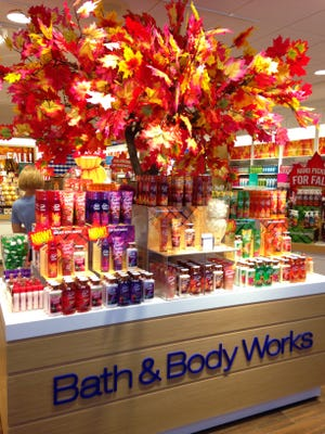 Bath & Body Works in Montgomery reopened this week after a total remodel.