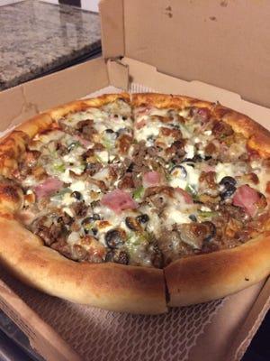 Georgio's Pizza's House Special