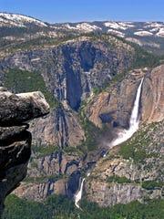 Gorgeous vistas greet visitors at Yosemite National Park