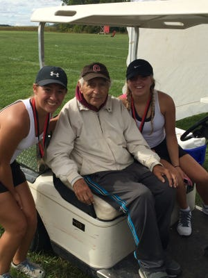 Sam Sabback would be at his namesake tournament cheering on the Lady Redmen were it not for health concerns.
