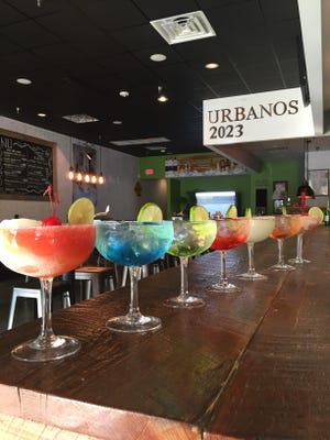 Urbano's Taqueria is now offering bottomless margaritas on Thursdays.
