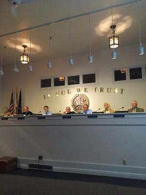 The Westfield City Council approved the city's budget 6-0 on Monday, Oct. 12, 2015.