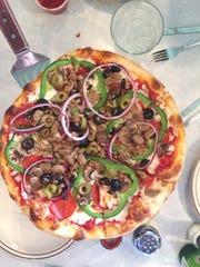 Vinnie R's Italian Restaurant Vinnie R's Special pizza