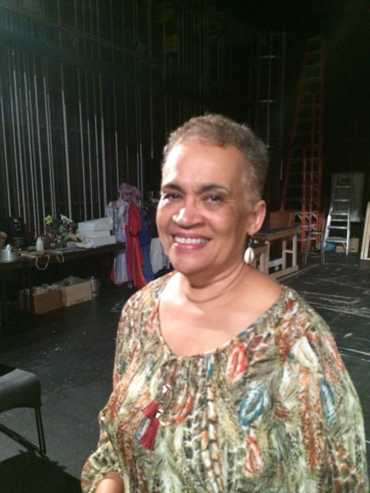 Dr. Beth Turner, playwright/director