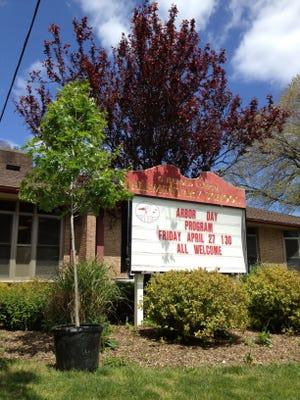 G. Harold Antrim Elementary School in Point Pleasant Beach.