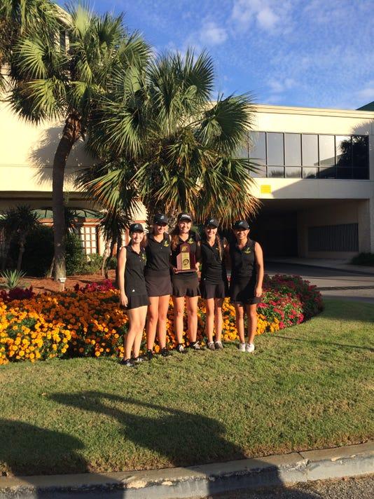 Catholic Girls Golf Team