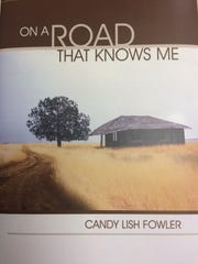 """Candy Fowler's recently published book of poems, """"On"""