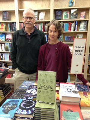 Thomas and Cheryl Upchurch have owned Capitol Book & News since 1978.