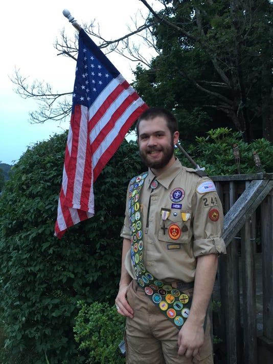 John DeLuca Eagle Scout