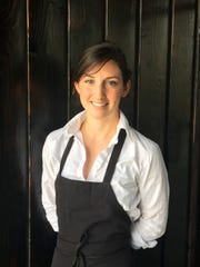 Rachel De Jong is pastry chef at 5th & Taylor in Germantown.