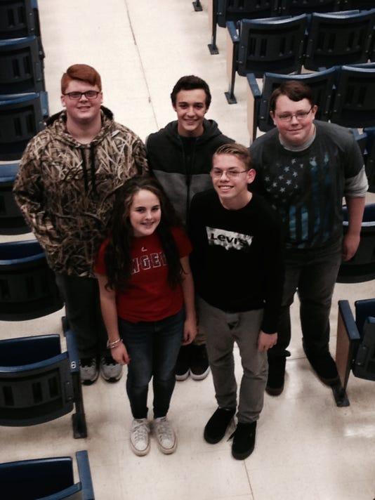 Memorial High All-South Jersey Junior High School Regional Choir