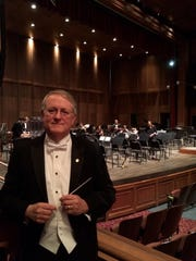 Florida State University Band director and music professor