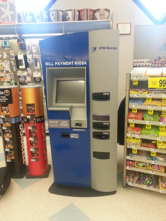 Kiosks designed to help poorer customers pay by cash