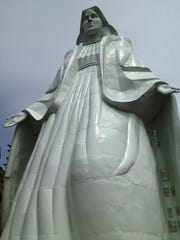 Our Lady of the Rockies has stood on the Continental