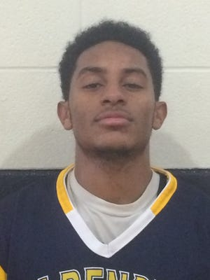 Male Athlete of the Week, D'Andre Dudley