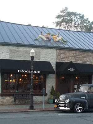 Frogmore Tavern located in Kingston.