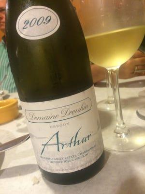 This  2009 Domaine Drouhin Arthur aged beautifully.