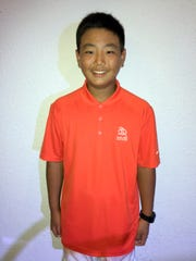Saipan's Dong Young Lee won the boys' 11-12 division at the 7th annual BMW Junior Open Golf Tournament held at LeoPalace from Dec. 27-29.