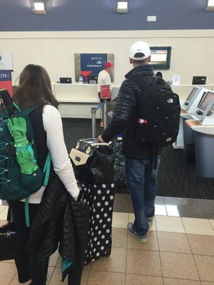 Louisiana air travelers can still use their driver's licenses to board planes Jan. 1.