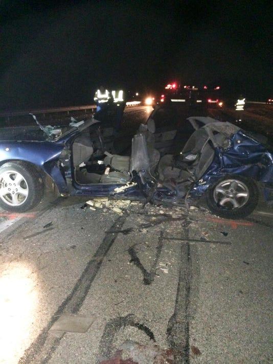 Fatal Wreck Indiana