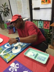 Developmentally disabled clients at Crossroads Louisiana