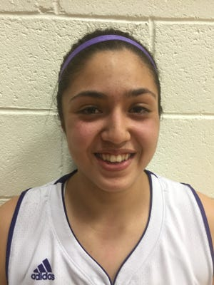 Burges senior post Mayra Garcia