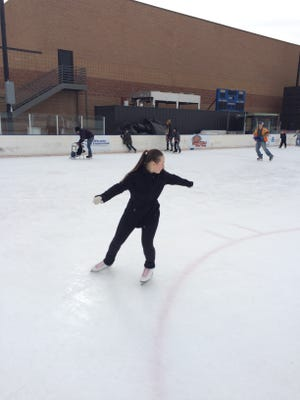 Skaters at The Glacier in Cedar City range from accomplished to beginner.