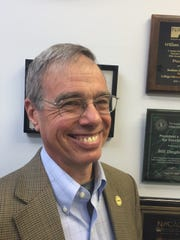 Bill Dingledine, independent college counselor and