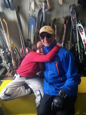 Kinetic Kids took part in the Ski Apache Adaptive Sports program.